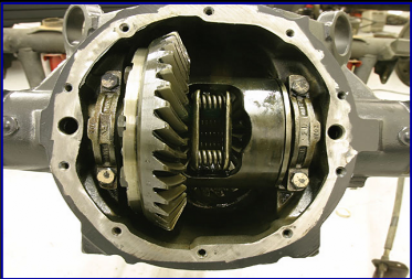 Used Meritor Differential.